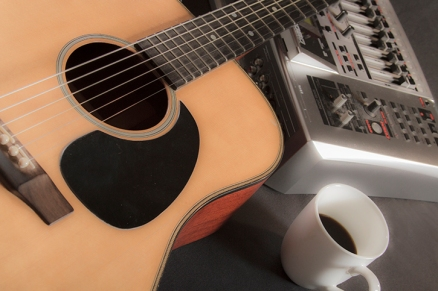 Guitar-and-Coffee