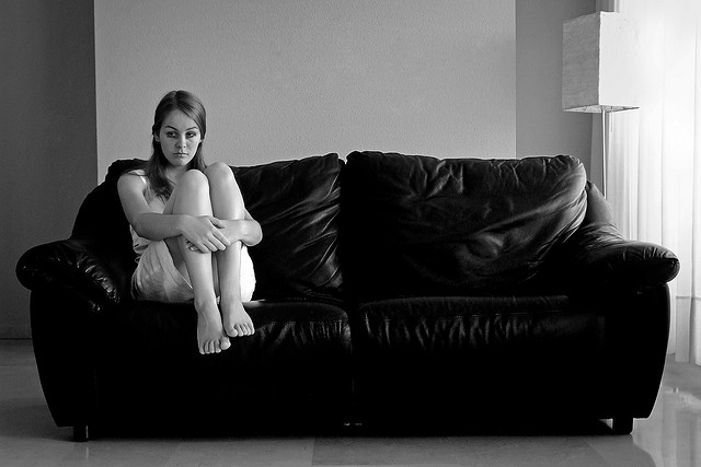 Image: Depressed and Lonely by Luis Sarabia via Flickr