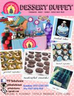 Dessert Buffet 2015